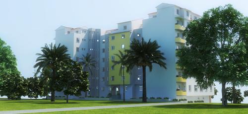INFOGRAFIAS Y RENDERS fotorealisticOs de viviendas, edificios y urbanizaciones. Recorridos y paseos virtuales como complemento, al diseño de los proyectos.