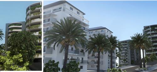 Proyecto edificacion y urbanizacion en Argelia