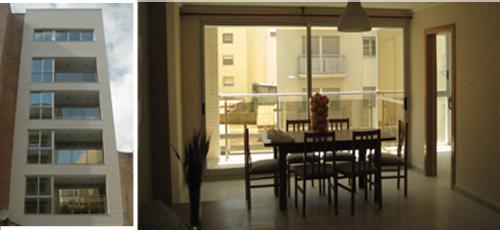 Proyecto edificacion Edificio de 5 viviendas con trasteros en sotano y local comercial en planta baja. Viviendas independientes por planta con amplias estancias iluminadas y ático con terraza privada en cubierta